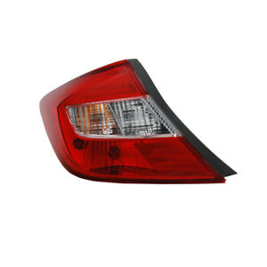 2012 HONDA CIVIC LEFT REAR TAIL LIGHT