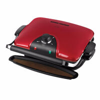 Red george foreman healthy cooking