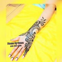 Heena Art For Your Special Occasion - Mississauga