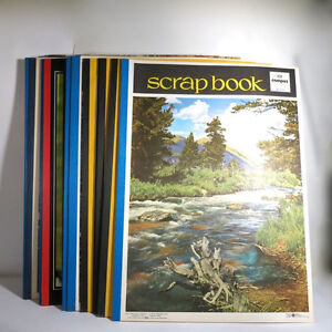 Lot 15 Scrap Books Scapbooks Hilroy etc. Craft Scrapbookin Kitchener / Waterloo Kitchener Area image 2