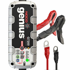 Looking For a NOCO Genius G7200 Smart Battery Charger