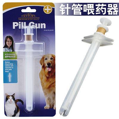 Pet birds parrot bottle pigeon Capsule Tablet Pill Gun Pusher Doser dog and cat