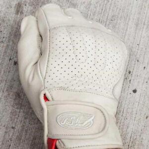Roland Sands Barfly sand Gloves size xl