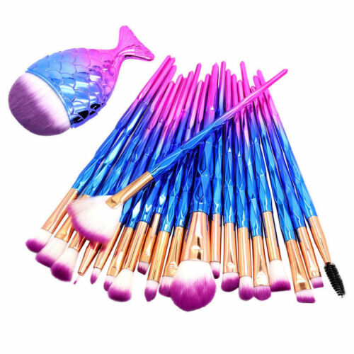 Unicorn Makeup Brush Set Foundation Blush Eyeshadow Cosmetics Brushes Kit Tools