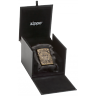 .ZIPPO LIGHTER St.BENEDICT MEDAL ARMOR ANTIQUE BRASS-no.60003593 LIMITED EDITION
