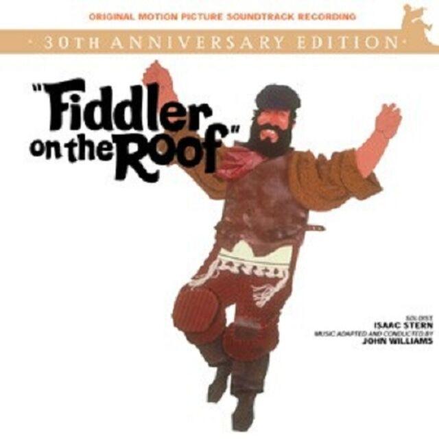FIDDLER ON THE ROOF SOUNDTRACK CD NEUWARE