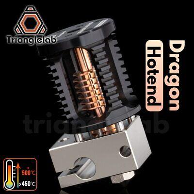 Trianglelab Dragon Hotend Super Precision 3d Printer Extrusion Head Compatible W