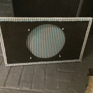 Fender Deluxe Reverb Amp speaker baffle Belleville Belleville Area image 2