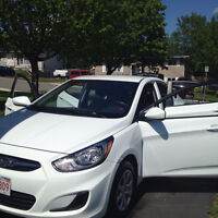 Lease Takeover: 2013 Hyundai Accent –Cash Incentive!!