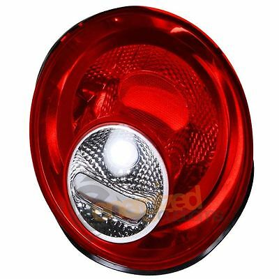 VOLKSWAGEN BEETLE 2006-2011 REAR TAIL LIGHT PASSENGER SIDE N/S