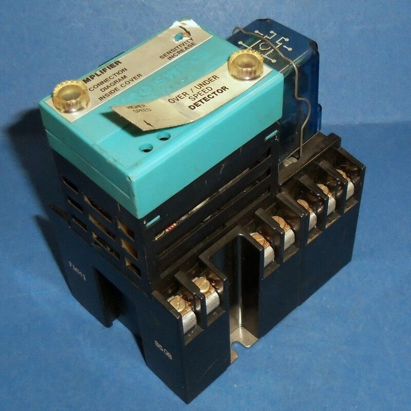 MICRO SWITCH PROXIMITY CONTROL SWITCH AMPLIFIER FMBA FE-21030 *PZF*