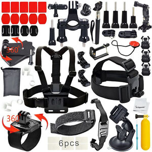 40-in-1 Outdoor Sports Accessories Kit for GoPro Hero 5 4 3 2 1