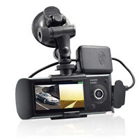 1080p Veicolo Gps Dashcam Telecamera-auto Blackbox Auto Videocamera Video -  - ebay.it