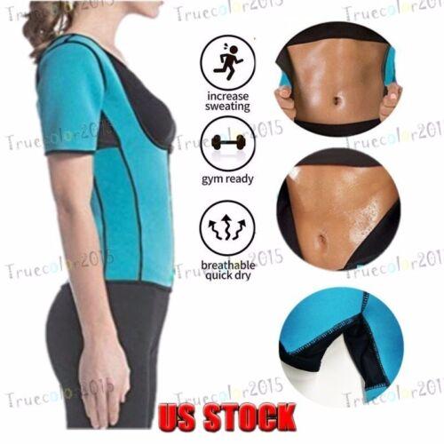 gym fitness sauna shaper yoga zipper arm