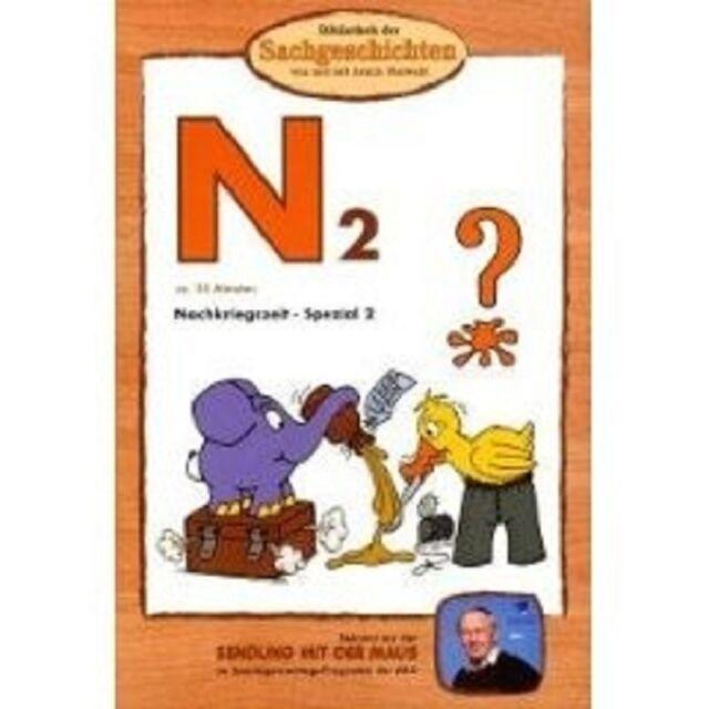 """BIBLIOTHEK DER SACHGESCHICHTEN """"NACHKRIEGSZEIT 2"""" DVD"""
