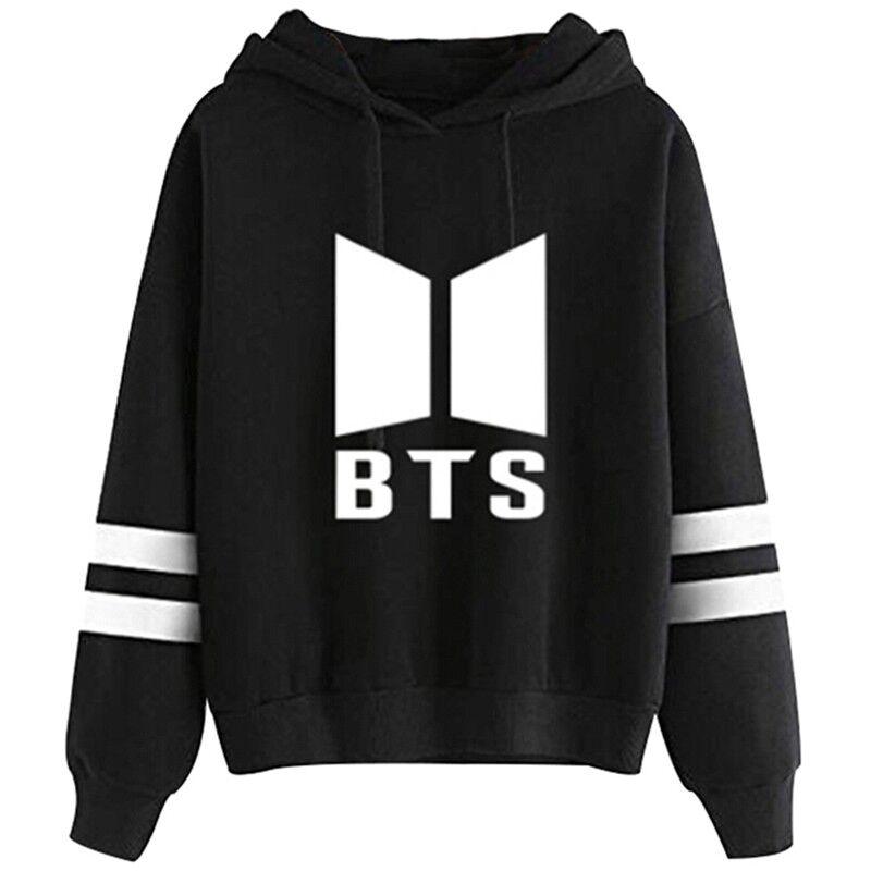 8e1daaa2 Женская кофта или толстовка Unisex Kpop BTS Bangtan Boys Sweatshirt Hoodie  SUGA Rap JIMIN JIN V Sweater US - 273446914602 - (США)