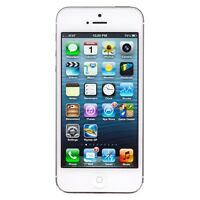 Apple iPhone5 16G - White - Mint Condition - Rogers