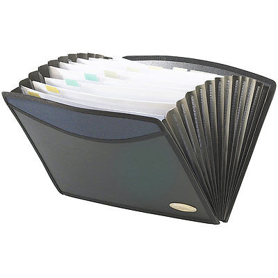 Fächermappe: Dokumentenmappe mit 13 Fächern YP-OTA4-12 (Ordner)