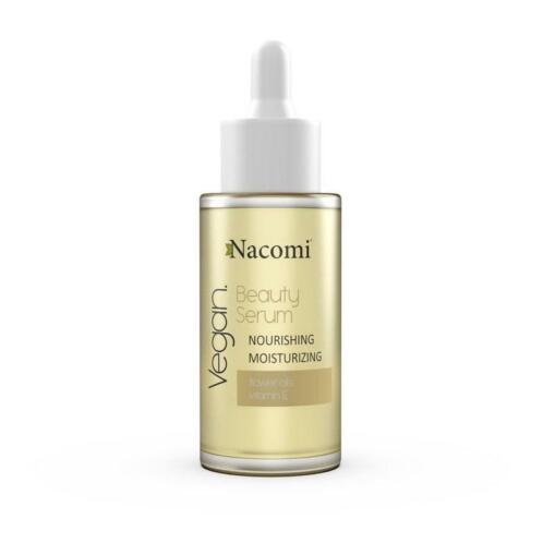 Nacomi Beauty Serum Nourishing & Moisturizing Serum with flo