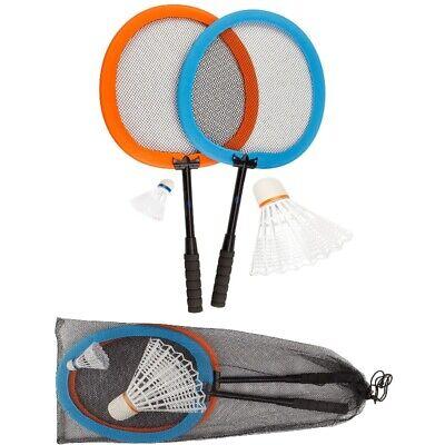 XXL Riesen Badminton-Set Federball-Set für Kinder ab 6 Jahren - #65KB