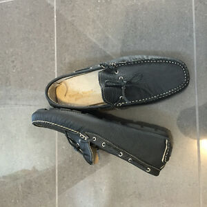Brand New Mens Leather Loafers Dress Shoes Size 8.5