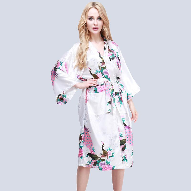 femme sexy peignoir satin kimono lingerie nuisette robe de nuit chambre eur 5 85 picclick fr. Black Bedroom Furniture Sets. Home Design Ideas