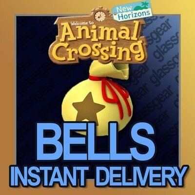 6 Million Bells Animal Crossing New Horizons Fast!!