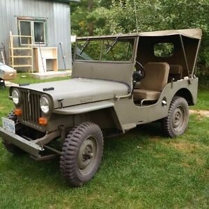 1944 Willy's Jeep
