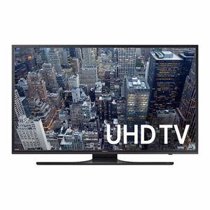 Samsung UN55JU6500 55-Inch 4K Ultra HD Smart LED TV