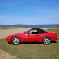 for sale rare 1990 Porsche  944 Cabriolet