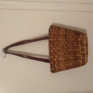 Perfect Basket Tote for Summer