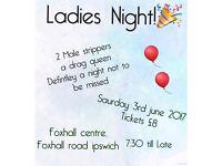 Ladies night charity nite