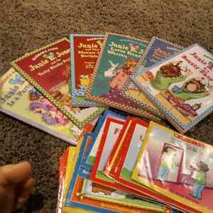 Junie B. Jones kids books