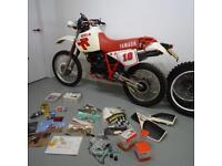 YAMAHA TT600. STUNNING BIKE. STAFFORD MOTORCYCLES LIMITED