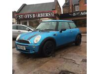2005/05 Mini Mini 1.6 One PETROL 2 FORMER KEEPERS 2 KEYS LONG MOT