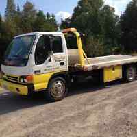 2001 GMC W5500 TILT AND LOAD FOR SALE