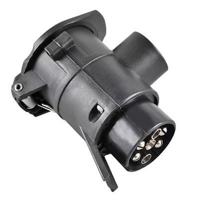 Craft-Equip Adapter 7 polig auf 13 polig für Anhänger PKW Stecker AHK Auto KFZ
