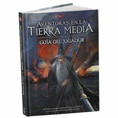 Aventuras en la Tierra Media: Guía del Jugador - Juego de Rol...