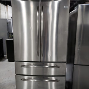 FRIDGE GE MOD PGCS1NFZBSS STAINLESS STEEL WITH WARRANTY!