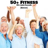50 + Fitness Moncton