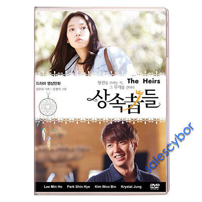 Buy 5 Get 1 Free    The Heirs Korean Drama  5 Dvd  Excellent English