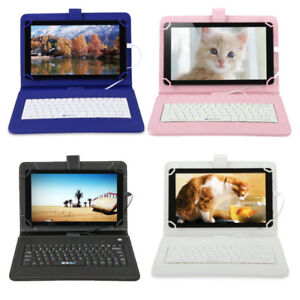 7 in tablet keyboard and case new in box