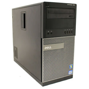 DELL OPTIPLEX WITH i 5 CPU W 10 /\\ HDMI.\1 TERA