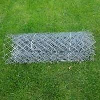 30ft of GALVANIZED Chain Link Fencing (3ft tall)