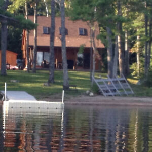 Falls Lake Waterfront Property