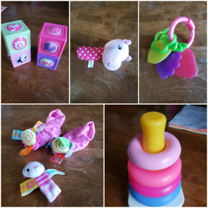 Baby Girl Toys