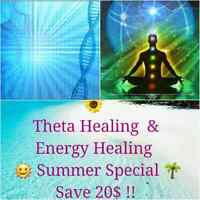 Feeling Stuck, Create Positive Flow, Theta Healing can Help!