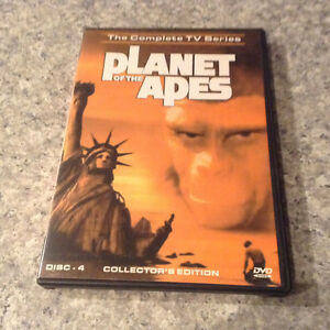 Planet of the Apes the complete tv series Disc 4 Kingston Kingston Area image 1