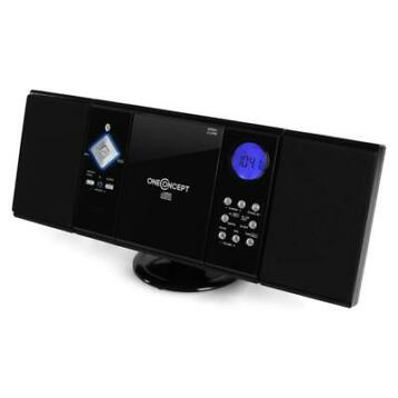 OneConcept V-12 Stereoset met Bluetooth, USB/SD MP3, CD en