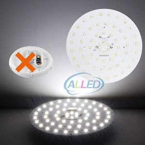 12V Cool White 60-SMD-LED 2D Fluorescent Tube Replace Lamp Dome Cabinet Light